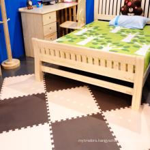 Factory wholesale baby play gym mat cheap kids activity mat