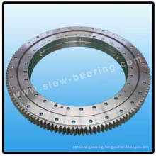 Double row ball slewing bearing with external gear for Constraction Machine