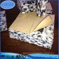 white foam in fish tank acoustic foam