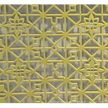 Vorhangfassade Ral farbbeschichtetes Aluminiumblech