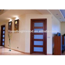 Interior 5 Glass Panel Bathroom Frosted Glass Door,Glass Shower Door