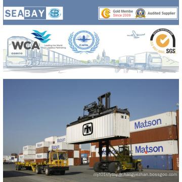 Livraison maritime fiable de FCL / LCL de Chine en Belgique