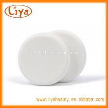 Latexfrei Natur weich Kosmetik Schmink Blätterteig weiße Farbe