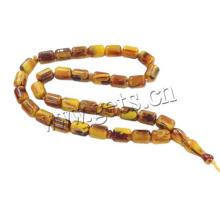 Gets.com Harz Perlen für machen Halsketten orange