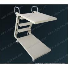 Тележка трап лестница для хранения тележки (YRD-Д2)
