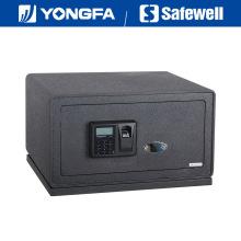 Safewell 23cm Height Fpd Panel Fingerprint Safe for Laptop