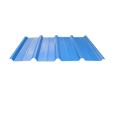 Rib metal roofing sheets