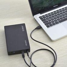 2014 Nouvelle arrivée ORICO 3588US3 USB 3.0 sata hdd case 3.5