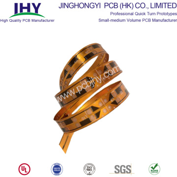 Single Sided Flexible PCB with Dual Access