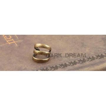 Moda Jewellary cobre simple encanto Ear Cuff Wrap sin perforación