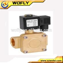 Gás óleo de água 12v dc válvula solenóide de alta pressão