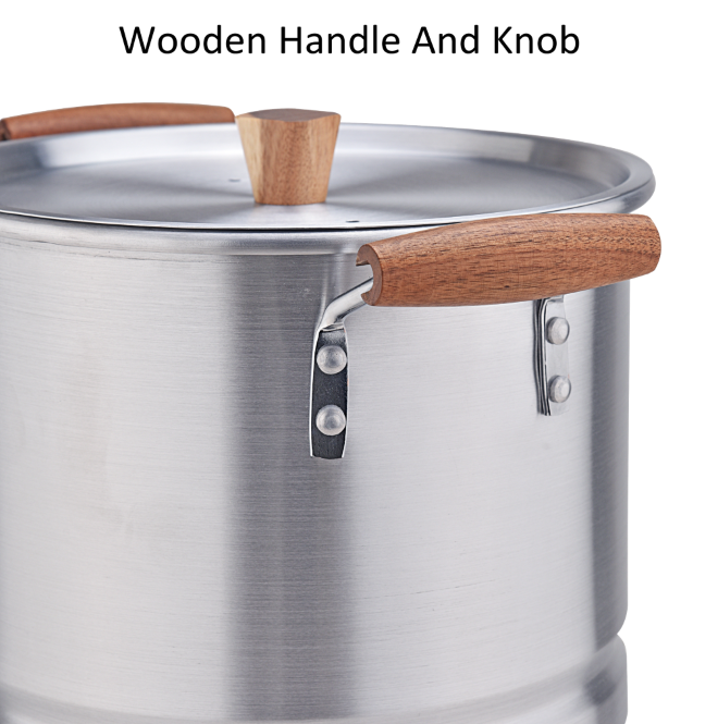 Wooden Handle And Knob1
