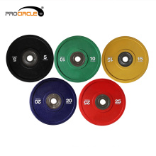 Professional GYM Bumper Barbell Plates