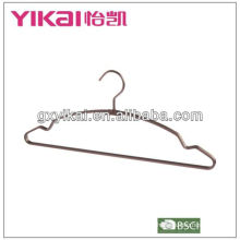 strong aluminium coat hanger with high quality