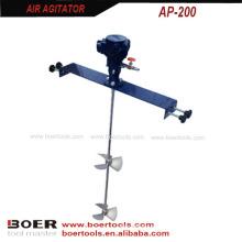 Batedor de ar 200L do misturador da pintura de ar do agitador do ar de Bunton