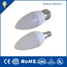 E14 E27 B22 E26 3W lâmpada de luz LED lâmpada