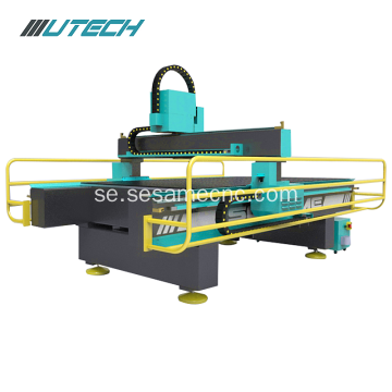 Stepper Motor 1325 CNC Router for MDF Cutting