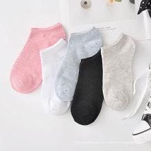 2019 Hot Sale Custom Cotton No Show No-show Funny 2018 Rubber Women Winter Socks