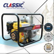 CLASSIC CHINA 4 Zoll Hochsaugwasserpumpe Autowaschanlage, 270 Verdrängung 4 Zoll Benzinmotor Wasserpumpe Set