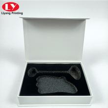 Venta caliente caja de embalaje de herramientas de limpieza facial