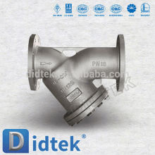 Didtek Top Quality DIN Stainless Steel Low Pressure Filter