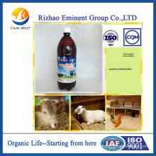 Algen organischer mikrobieller Wirkstoff für die Tierzucht