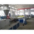 Линия по производству картона из ДПК / Экструзионная линия для производства древесных пластиков