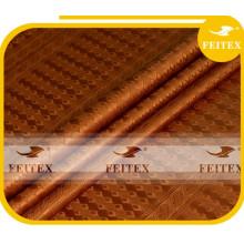 Textiles Bazin Fabric African Guinea Brcoade Feitex Cotton Damask Riche For Wedding Party
