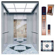 Small Machine Room Luxury Passenger Elevator