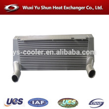 Fabricante de barra de compresor personalizada y placa intercambiador de calor de doble tubo