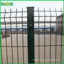 Сделано в Китае цена завода дешево и штраф 3d пвх проволочной сетки забор
