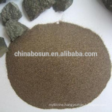 90% brown fused alumina, brown aluminum oxide with low price in high quality