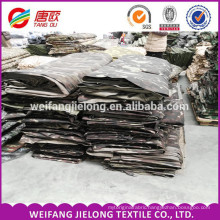 High quality Low price camouflage fabric wholesale cheap polyester cotton military camouflage fabric