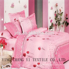 Various style polyester printed fabric
