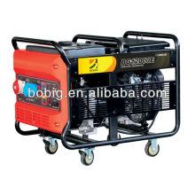 Generador portable de la gasolina 9KW / 10KW con el motor de Loncin