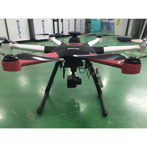 Fire Rescue Drone 800mm 18X Zoom Cemra Gimbal