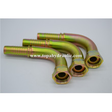 Hydraulic hose Metric pipe fittings nipples