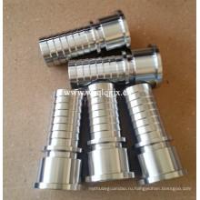 Ниппель для фитингов из нержавеющей стали для трубопроводной системы