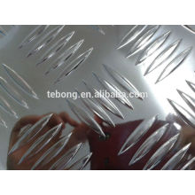 0.5mm 3003/1060 alloy stucco mirror aluminum sheets and coil roll