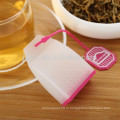 Горячие продажи новый дизайн форма листа Силиконовой чай фильтр