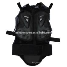 Protecteur dorsal de motocyclette de moto pour des cavaliers