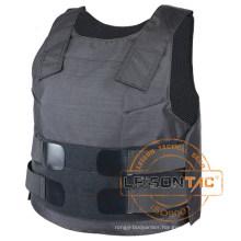 NIJ Level 3 Body Armor Suit Bulletproof Vest with Plate Pocket