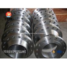 Flange forjado em aço carbono ASTM A694 F52