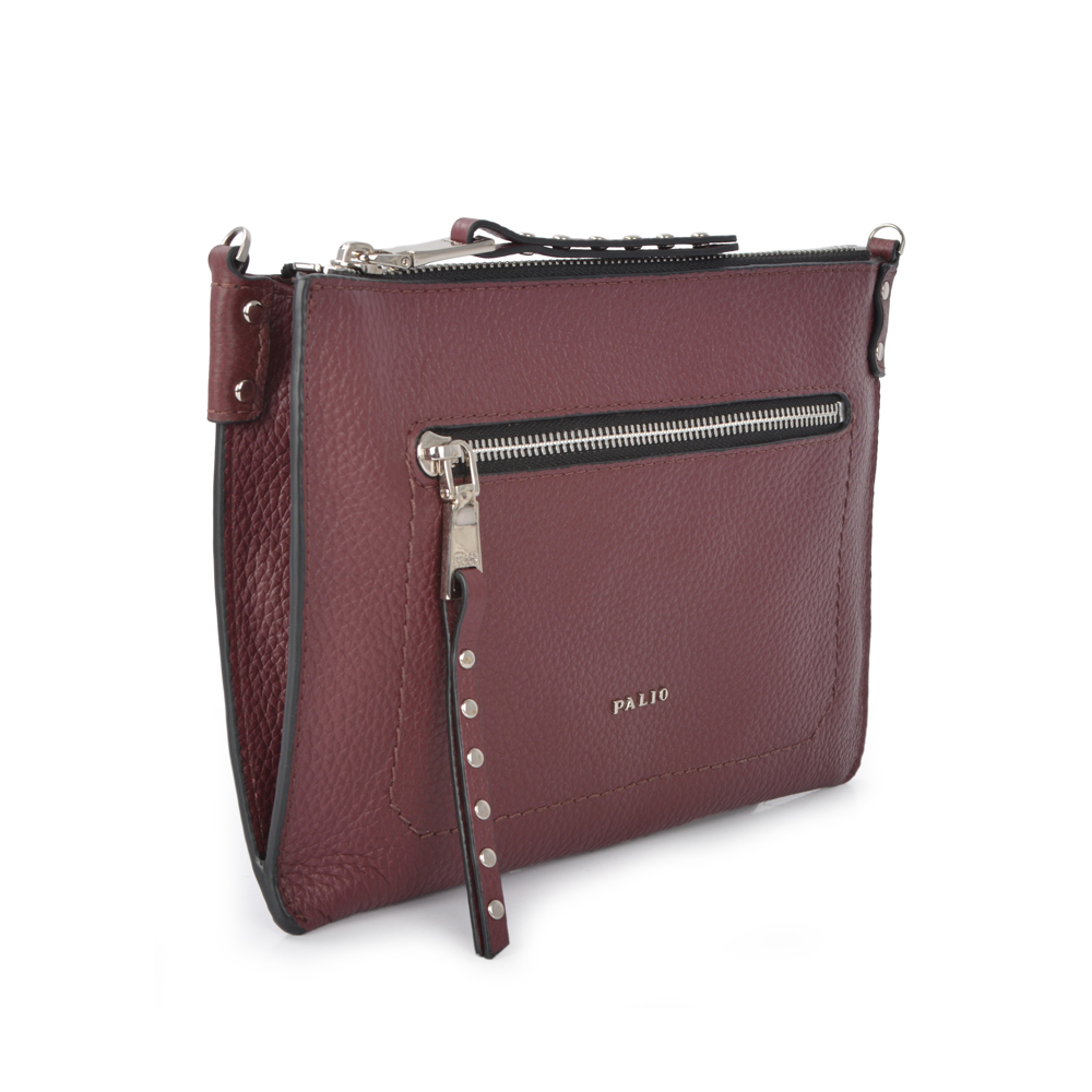Genuine Leather crossbody Bag women Stylish lady bag
