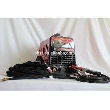 Plásticos portátiles 3 en 1 cc tig mma máquina de soldadura cortada precio