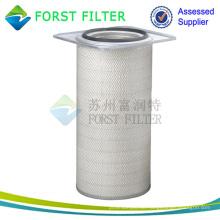 FORST Square Cap Gas Turbine Filterpatrone