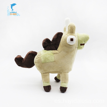 Caballo animal con sutura suave