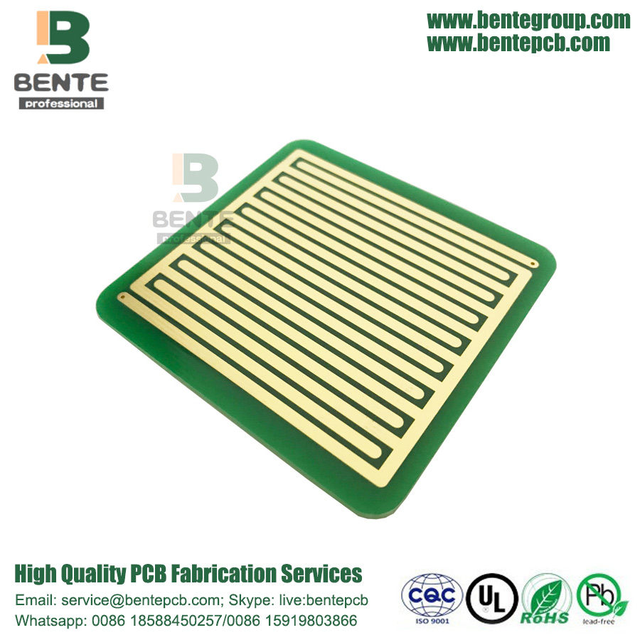 1.6mm Heavy Copper PCB ENIG 3u
