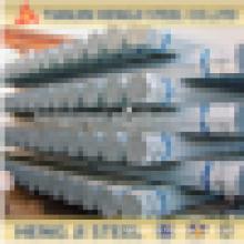 Тяньцзинь сварные трубы GI для забора столба