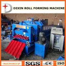 Машина для производства цветной глазури стальной плитки